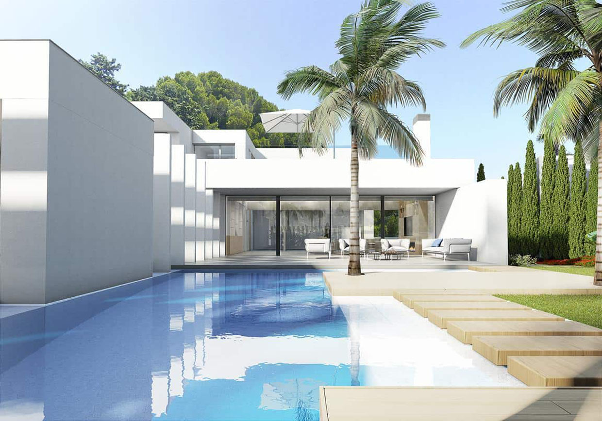 Luxury Spanish villa