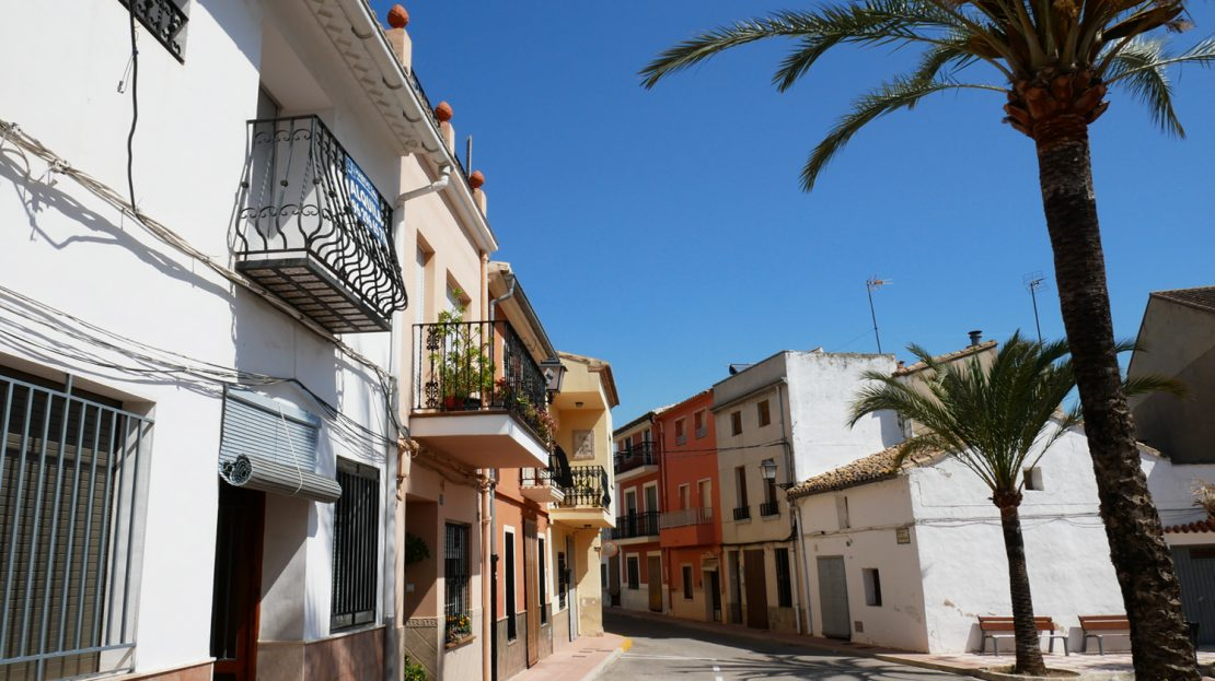 Spanish homes sales information