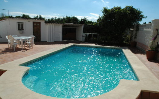 Self catering holiday villa for family holidays in Gandia, Costa Blanca North, Spain
